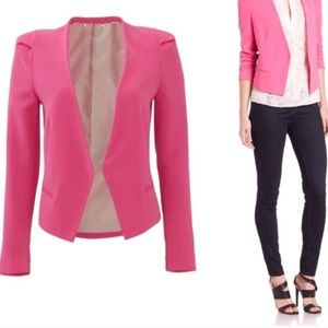 NWT Rebecca Taylor Refined Stretch Suit Jacket